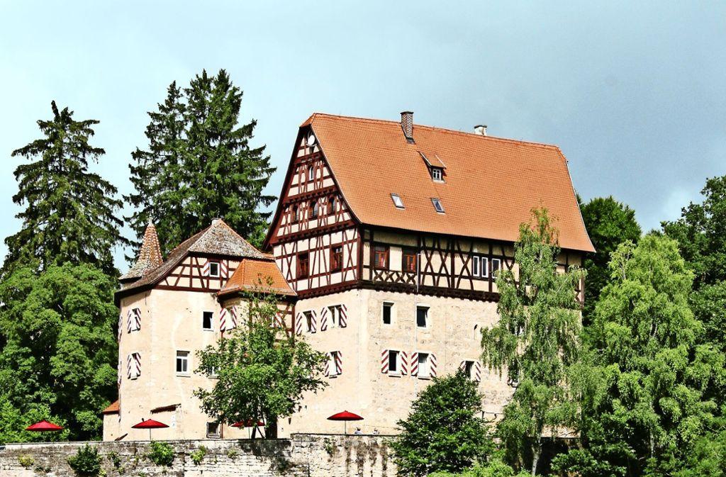 Auf Schloss Rechenberg haben 50 Jahre lang Schüler schöne Tage verbracht. Foto: DJH