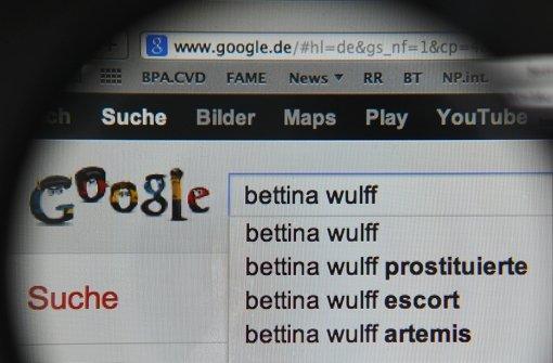 """""""Warum Google auf stur schaltet, ist ein Rätsel"""""""