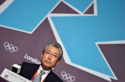 Japanischer NOK-Präsident unter Korruptions-Verdacht