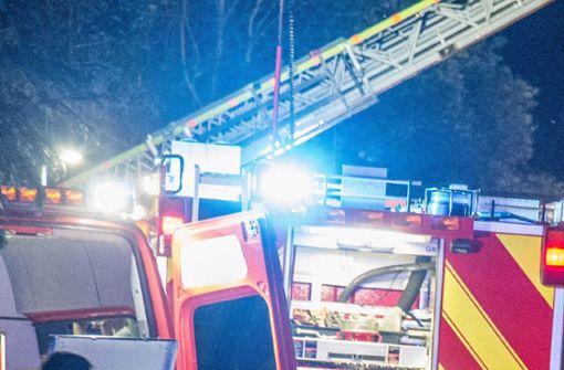 79-Jähriger bei Wohnungsbrand schwer verletzt