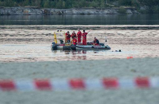 Zwei 22-Jährige in Badesee ertrunken