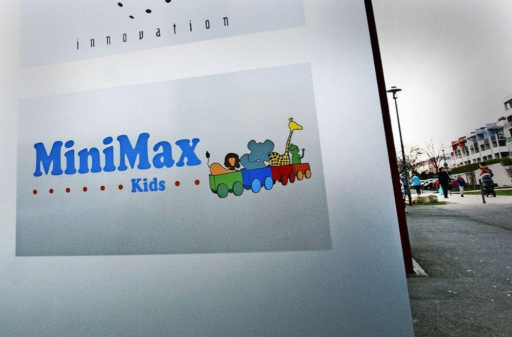 """Zurzeit ist ungewiss, in welche Richtung  der Betreuungs-Zug in der Kindertagesstätte """"Minimax 04"""" im Scharnhauser Park fährt. Foto: Ines Rudel"""