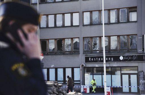 Polizei ermittelt nach Explosion in Industriegebiet