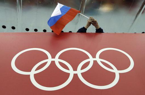 Russland droht Olympia- und Fußball-EM-Aus