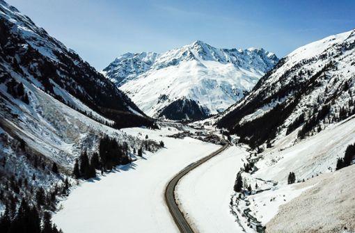 29-jähriger Wanderer stürzt 400 Meter in den Tod
