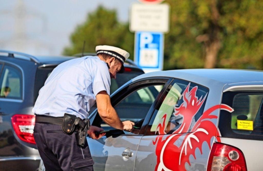 ...in der Stadt sind  Vorfahrt- und Rotlichtverstöße entscheidender. Foto: factum/Granville