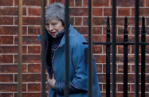 Theresa May verliert erneut Brexit-Abstimmung