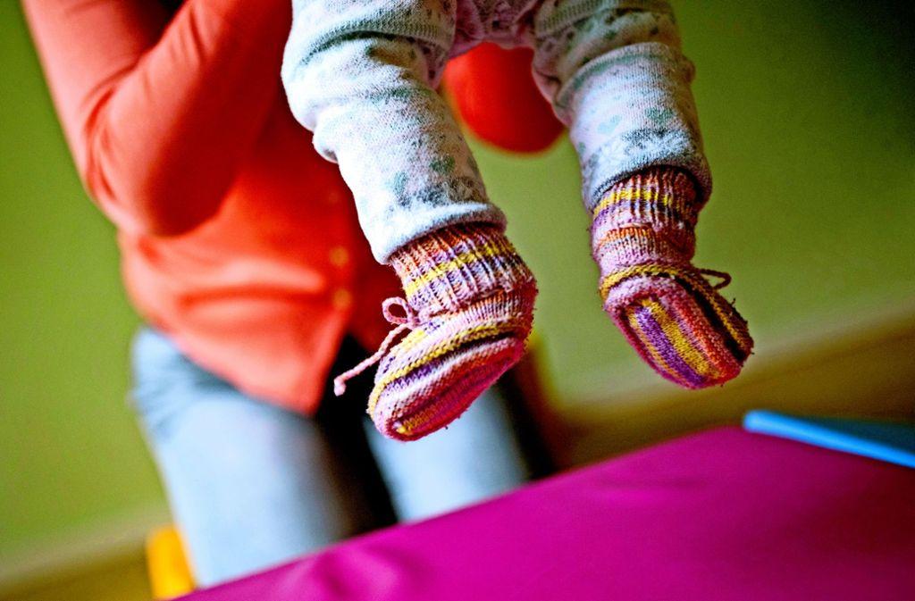 Gute Förderung von Anfang an, soll der Pakt zur frühkindlichen Bildung bewirken. Foto: dpa
