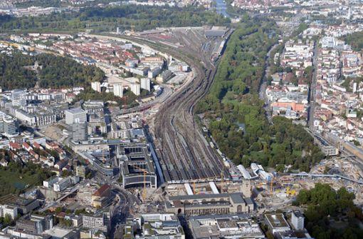 Erhalt des Kopfbahnhofs: Privatbahner sind  insolvent