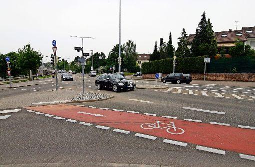 Projektstau am Kreisverkehr