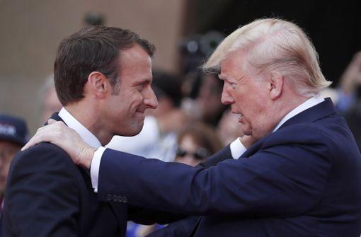 Hitze, Hagel und Donald Trump