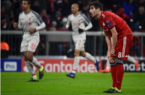 FC Bayern scheidet aus Champions League aus