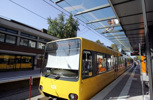 In Fellbach fahren keine Stadtbahnen – und kaum Busse