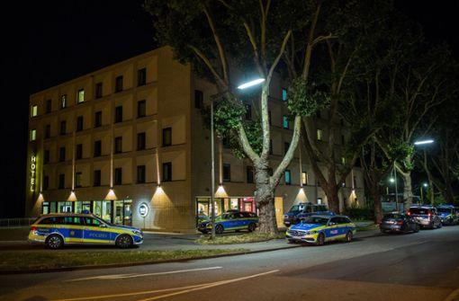 Polizei-Großeinsatz nach angeblichen Schüssen endet ergebnislos