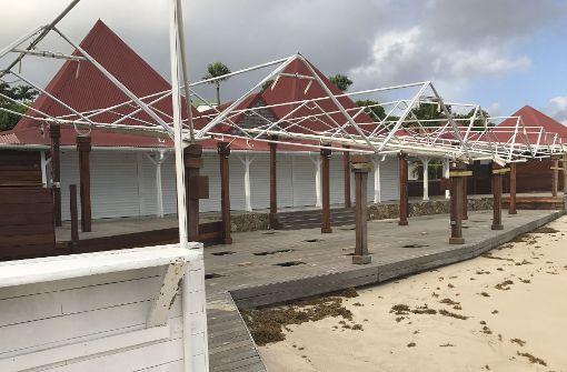 Hurrikan Irma gilt als Sturm der obersten Kategorie