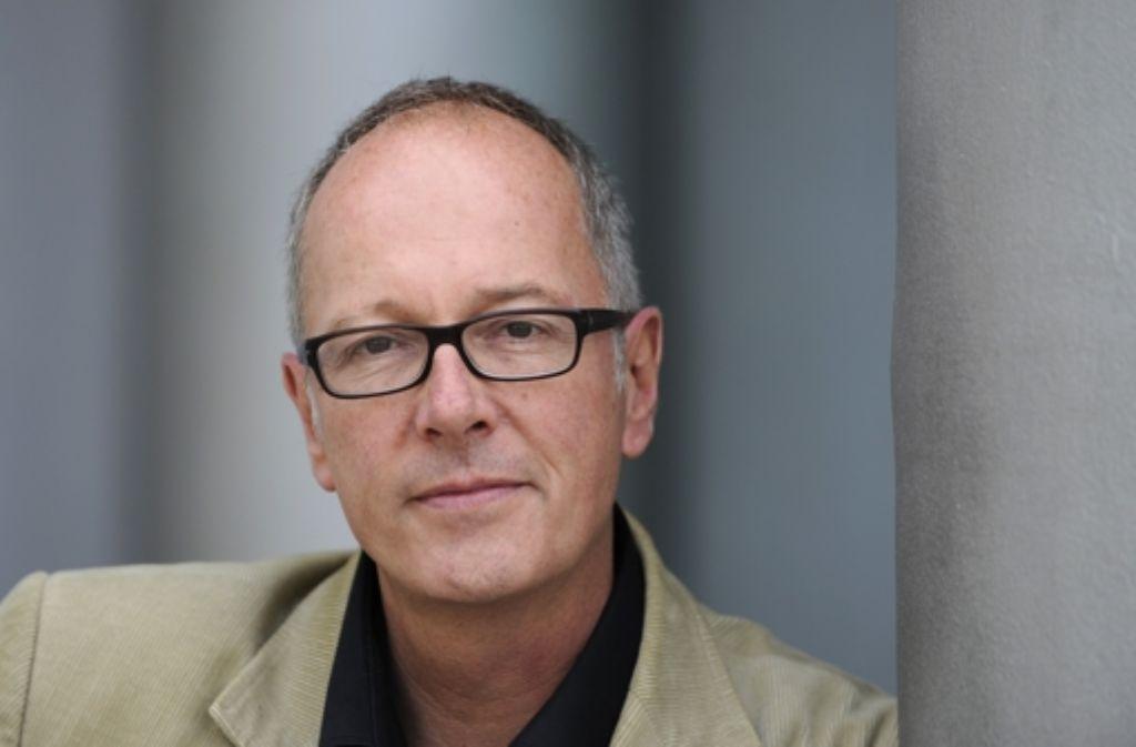 Andreas Föhr streut juristische Schmankerl in seinem Roman. Foto: Torsten Silz