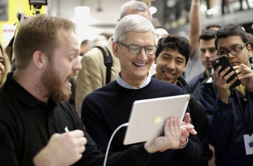 Neues iPad und Macbook sollen vorgestellt werden