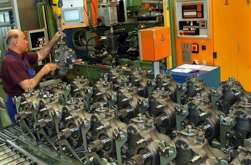 Bosch streicht 760 Jobs bei Lenktechnik