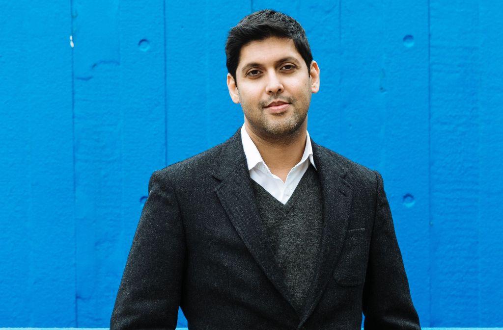 Abir Mukherjee ist Brite mit indischen Wurzeln. Foto: Nick Tucker