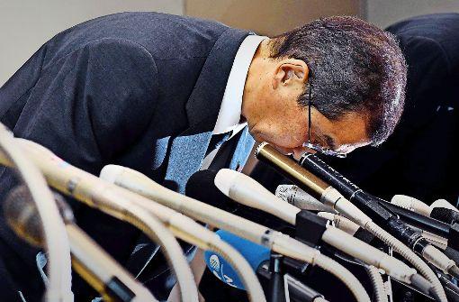 Takata meldet Insolvenz an