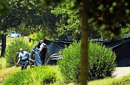 Schockstarre in Frankreich