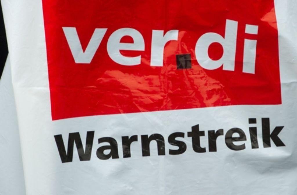Am Donnerstag haben sich 200 Mitarbeiter an den Warnstreiks im öffentlichen Dienst in Baden-Württemberg beteiligt - unter anderem an der Universität Konstanz und am Zentrum für Psychiatrie Reichenau. Foto: dpa/Symbolbild