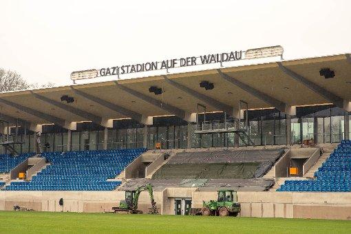 Stuttgarter Kickers starten Vorverkauf