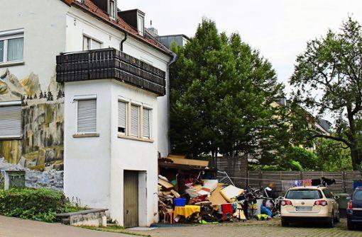 Chaos-Häuser verunsichern die Nachbarschaft