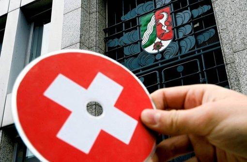 Steuer-CD verärgert die Schweiz