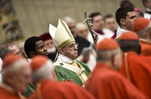 Papst Franziskus und die bösen Gerüchte