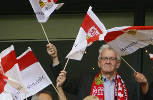 Diesen VfB-Spieler schätzt Kretschmann besonders