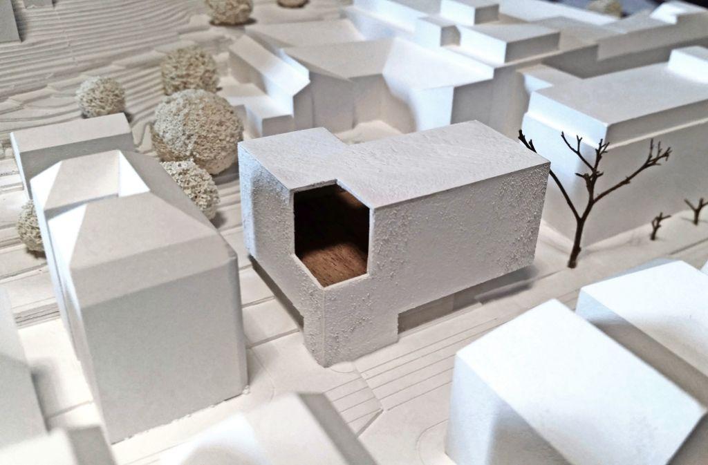Beide Objekte sollen die Böblinger Straße erheblich aufwerten: Der Wohnpark von Aldi (oben) ebenso wie das neue Jugendhaus. Foto: eberle und gommel,  Steinbrink und Krumpe