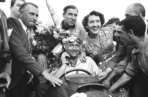 """""""Fangio war wie der liebe Gott für mich"""""""