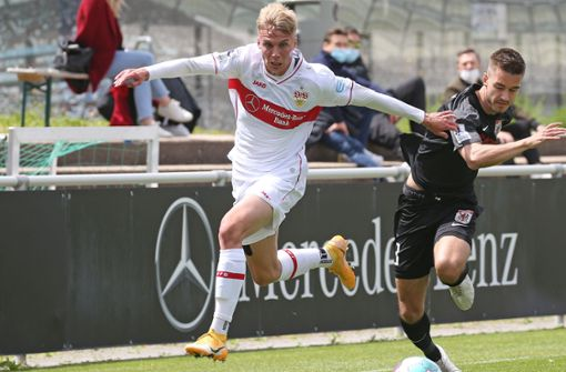VfB-Youngsters jubeln über dritten Sieg in Folge