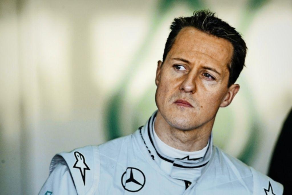 Für seine Genesung hätte Michael Schumacher wohl keine bessere Klinik als die in Lausanne finden können. Foto: AFP