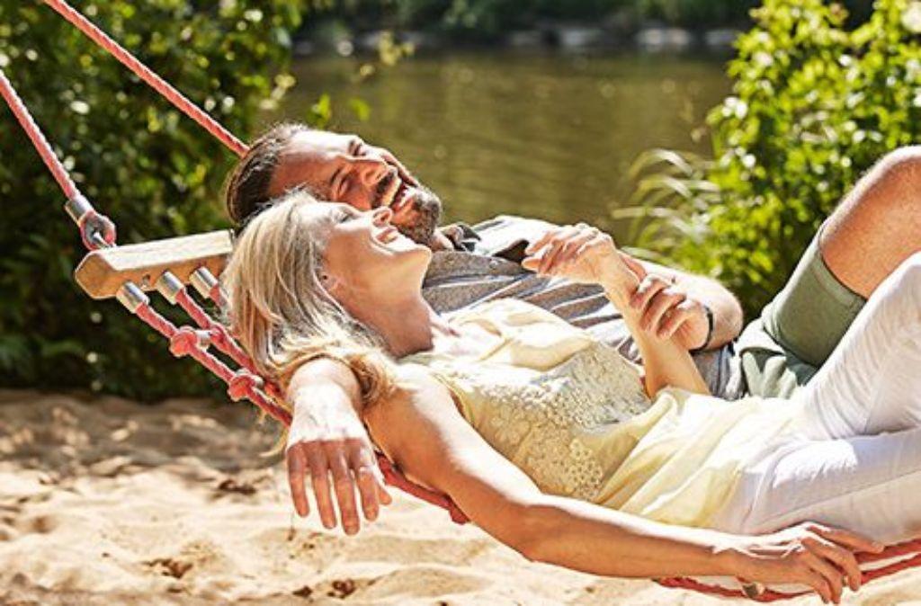 Entspannen im Kurpark – hier findet man Erholung. Foto: Kur- und Tourismusbetrieb Bad Wörishofen