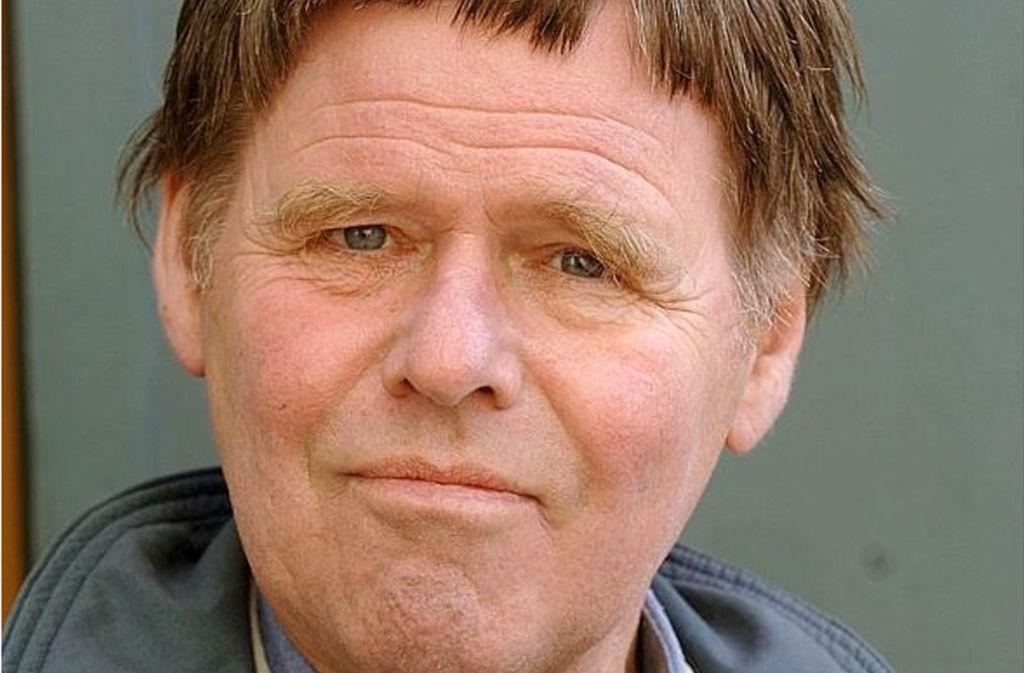 Der Schriftsteller und Grafiker Christoph Meckel, hier  2005 in Weimar aufgenommen, ist tot. Foto: dpa/Martin Schutt