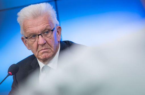 Kretschmann holt sich Abfuhr in Berlin