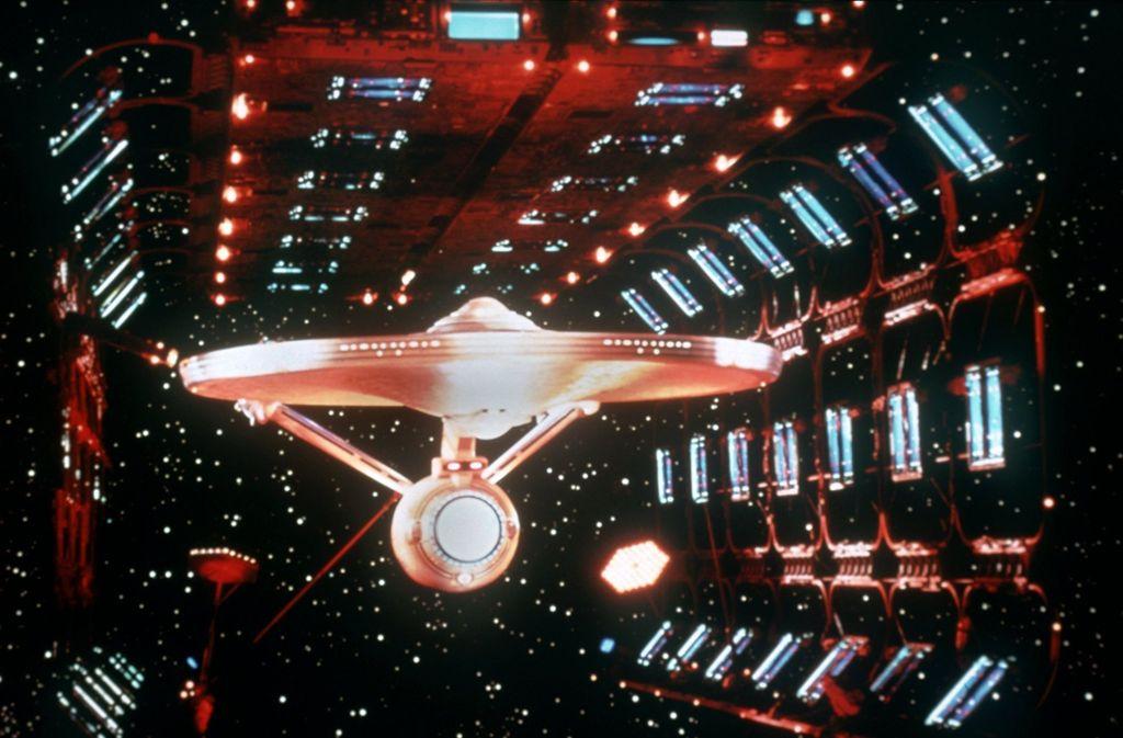 """Mit der Welt von """"Star Trek"""" hatte im Fernsehen oder im Kino fast jeder schon mal eine Berührung. Und manches Bild hat sich eingeprägt. Foto: dpa"""