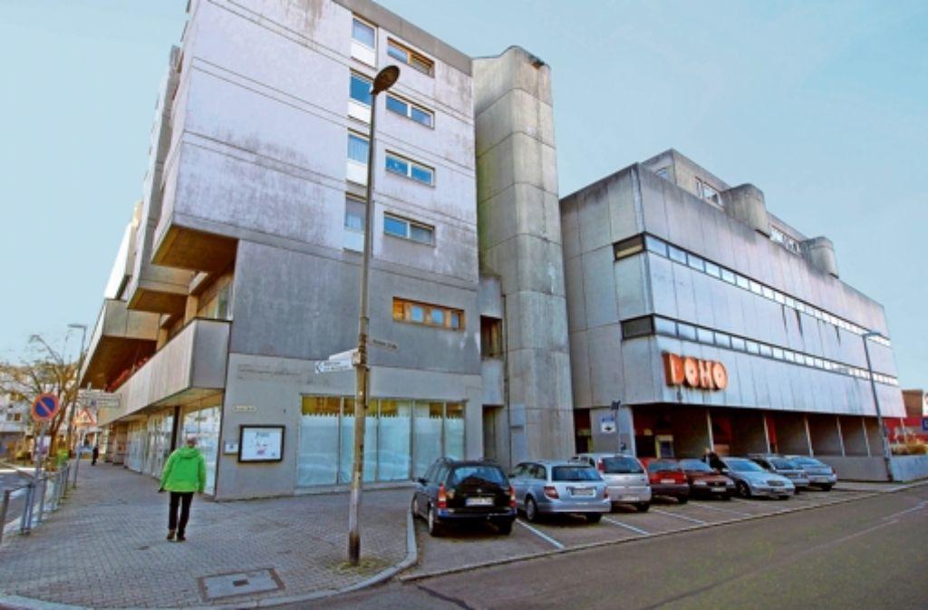Das leer stehende Kaufhaus Domo könnte zum Kulturzentrum werden. Foto: factum/Weise