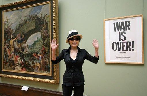 Ein Leben für die Kunst und den Frieden