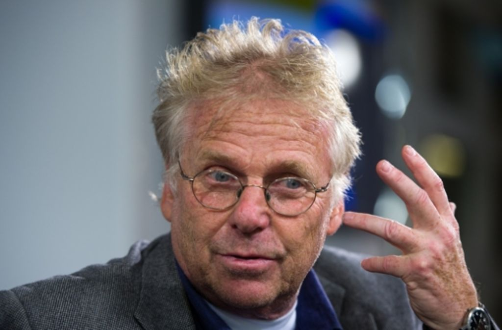 Der Theodor-Heuss-Preis für Daniel Cohn-Bendit sorgt für Streit im Landtag. Foto: dpa