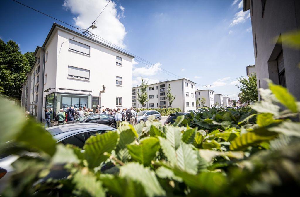Beim Tag der Architektur gibt es Stadtführungen durch Stuttgart ganz ohne Fernsehturm und Mercedes-Benz-Museum. Foto: Lichtgut/Julian Rettig