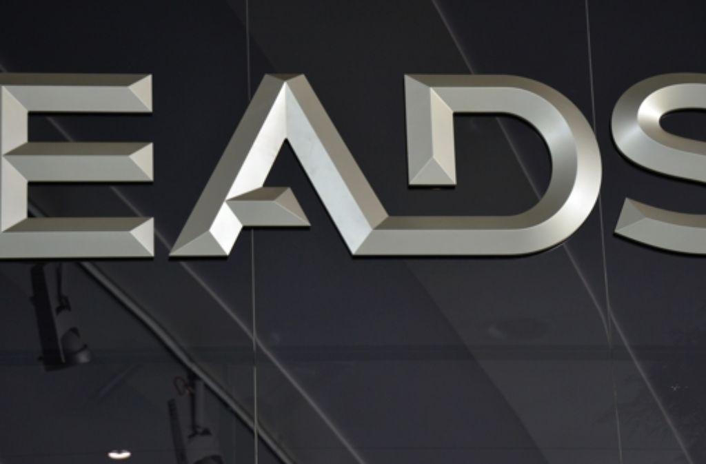 5800 Stellen will die EADS bis zum Jahr 2016 abbauen. Foto: AFP