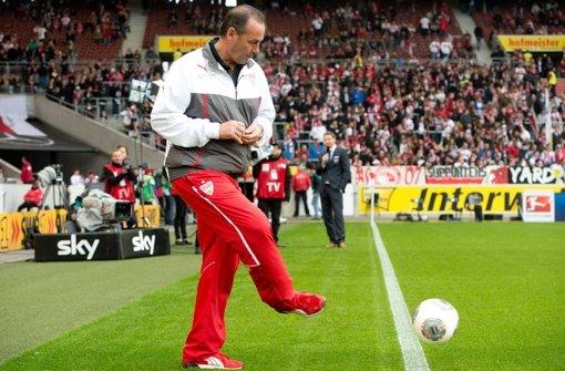 Die Stuttgart-Fans huuberventilieren