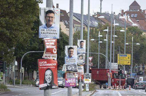 Das sind die Kandidaten im Wahlkreis Stuttgart I