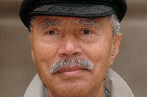 Hans J. Massaquoi ist in Florida gestorben. Foto: dpa-Zentralbild