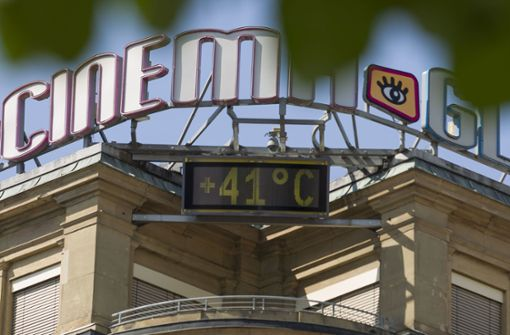 Sommer satt für Stuttgart und die Region