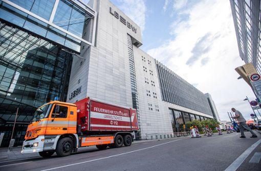 Ausgetretener Gefahrstoff löst Großeinsatz der Feuerwehr aus