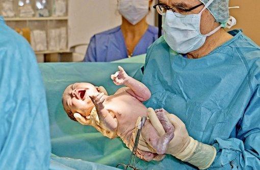 Wettbewerb bei Geburtskliniken nimmt zu